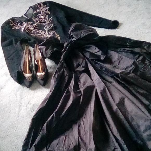 Adrienne Vittadini Dresses Unique Evening Dress By